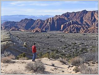 Desert Hiker (Explored)