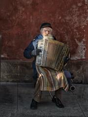 Warsaw, Poland (Marcin Krawczyk) Tags: nikkor70200 nikond800 poland art music marcinkrawczyk warszawa warszawskastarówka people portrait
