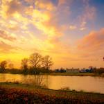 Syon House & The Thames From Kew 2 by Simon & His Camera thumbnail