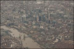 River Thames & Tower Bridge (elevationair ✈) Tags: london lhr egll england unitedkingdon uk aerialview europe thames riverthames river bridge towerbridge open stack holdingstack bovingdon bovingdonhold approachtoheathrowairport londonfromaplanewindow