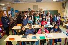 _VER5900.jpg (villenevers) Tags: albertcamus écoleprimaire camus kitrobot élèves thuriot francillon école