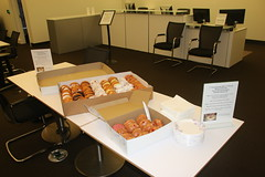 1st Annual Kresge/Blau 4th Floor & MOtown Reunion Paczki Day Extravaganza (Ross School of Business - University of Michigan February 28, 2017) (cseeman) Tags: paczkiday paczki annarbor kresgelibraryservices library motown universityofmichigan rossschoolofbusiness fattuesday doughnuts treats boxes paczkiday2017 paczki2017 goblue 1stannualkresgeblau4thfloormotownreunionpaczkidayextravaganza kresgeblau4thfloormotownreunionpaczkidayextravaganza2017 michigan