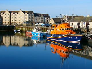Kirkwall lifeboat
