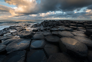 Giant's Causeway Early Morning