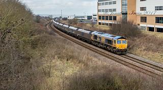 Class 66 66740