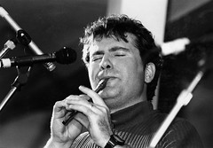 Stewart MacNeil (The Barra MacNeils) – The Grand Ceilidh – 10/18/97 (photo: Grant Young)