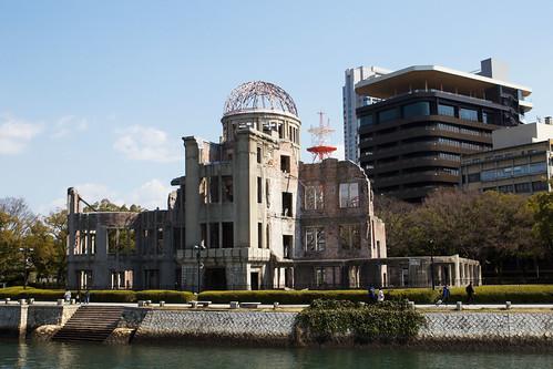 Hiroshima Memorial - Japan