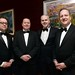 Stephen O'Connor, Harbour Hotel, Stefan Lundstrom, Limerick Strand Hotel, Rory O'Sullivan, Glenlo Abbey Hotel and Sean Lally, Hotel Woodstock
