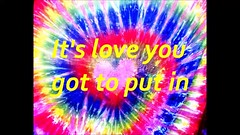 It's Love You Got to Put In (moonjazz) Tags: music video love guitar happy joy woman care people positive bliss country folk song food emotion sing children build karma contribute recipe smile faces together future fun puppets photography moonjazz imagination creative california volunteer kids fiddle garden cook good farmer sam lyric tune clever humor wisdom sharing believe rhyme face funny