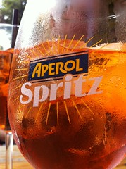 Aperol Spritz (Tjeerd) Tags: outside drink beverage cocktails spritz aperitif prosecco aperol mixeddrink summerdrink chilleddrink aperolspritz summervibe