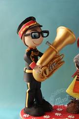 fofucho banda musica zamora (moni.moloni) Tags: banda pareja musica tuba traje regional zamora foamy danzas coros folclore fofucho gomaeva fofucha fofuchos fofuchas
