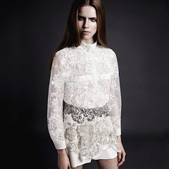 MOBO lace top by fashion designer lesley Mobo (CityPunch) Tags: lesley filipiniana mobo lacetop mobolondon
