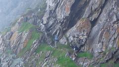 Coastal Cliff Hiking - Otter Trail (Rckr88) Tags: ocean travel sea cliff mountain mountains nature water rock southafrica outdoors coast rocks hiking rocky hike cliffs coastal coastline wilderness gardenroute tsitsikamma easterncape hikes ottertrail rockycoastline tsitsikammanationalpark