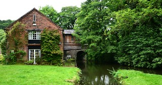 Caldon Canal at Froghall Wharf
