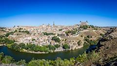 Toledo (abstreich) Tags: panorama spain toledo alcazar spanien