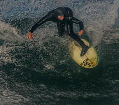 Slammin' it at Salmon Beach! (cetch1) Tags: beach water surf surfing surfboard bodegabay bigwave waveporn salmoncreekbeach northerncaliforniasurfing