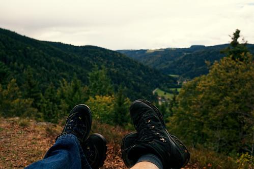 Schwarzwald zu Fuss