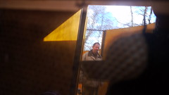 DMC-G2 - P1590215 - 2013-04-10 16-55-54 (archive_diary) Tags: schnbrunn vienna wien portrait selfportrait reflection zoo austria sterreich play framed web spiderweb tunnel bee frame worker chrysalis kran beehive spiegelung glas tiergarten rahmen netz puppe schmetterling biene spielplatz klettern spielen schildkrte palmenhaus fttern pfau arbeiter glasscheibe crysalis rutsche scheibe honigbiene glashaus bienenstock gerahmt fassadenkletterer bienenwabe baumwipfelweg ausderhandfressen 1042013 ifbachwouldhavekeptbees krysalis schaubienenstock