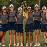 White Knoll Ladies Golf vs AC Flora 9-29-2015