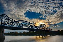Highway 61 Bridge, LaCrosse, Wisconsin (Michael Waterman) Tags: challengegroupgame challengegamewinner