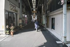Japanese local city / Sony α7RII × SUMMILUX-M 35mm F1.4 ASPH. (mokuu) Tags: 歩く