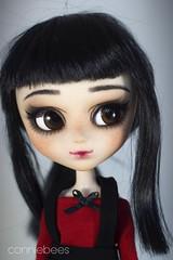 "Pullip ""Devil's Cake Food"" (conniebees) Tags: food cake pumpkin yummy doll dolls ooak bees devils spice planning sweets groove pullip connie custom jun conniebees yummysweetsdolls"