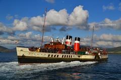 PS Waverley (Zak355) Tags: cruise scotland riverclyde boat ship tour scottish vessel shipping bute rothesay paddlesteamer isleofbute pswaverley