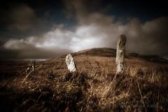 lie, lie, lie (SkyeBaggie) Tags: skye stone circle landscape scotland na isle strath clachan bhreige