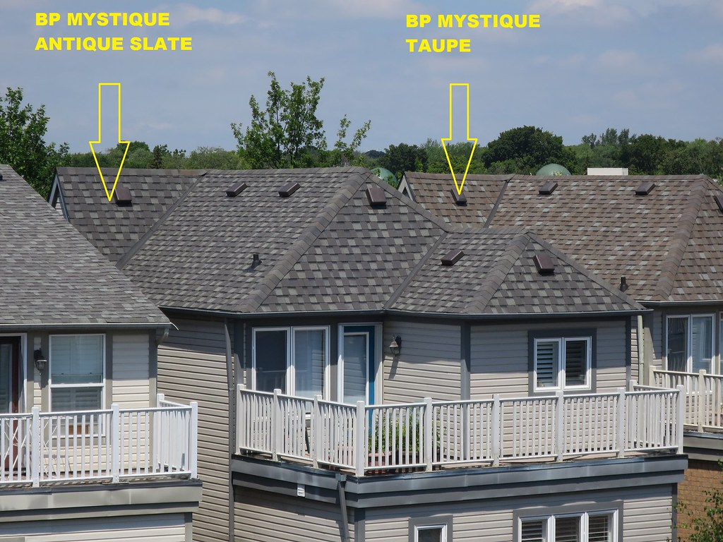BP Mystique Taupe (TORONTO ROOFING.ca) Tags: Toronto Beach Shingle Repair Bp