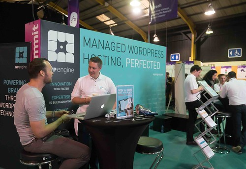 WPENGINE AT THE WEB SUMMIT IN DUBLIN [ DAY 3 - 2015]--109935