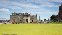 St Andrews club house (robertsonamanda369) Tags: golf ruin golfcourse standrews clubhouse golfer standrewsuniversity cathedrial swilkinbridge