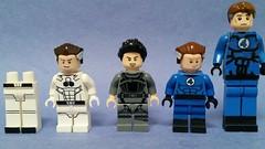 LEGO Mr.Fantastic (Wade1Wilson) Tags: lego marvel fantastic4 mrfantastic reedrichards