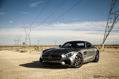 Mercedes AMG GTS. (Charlie Davis Photography) Tags: