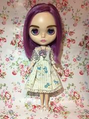 💚blythe doll custom with four pullstring boneca blythe customizada com quatro cordas💚