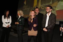 Emanuela Aureli, Gisella Sofio, Camilla Ferranti, Arnaldo Casali e Oreste Crisostomi