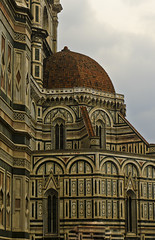 A2312FLOb (preacher43) Tags: santa italy flower building st architecture del florence cathedral maria mary il di firenze duomo fiore cattedrale