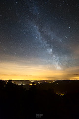 Over my mountains (ReMy.cLiCh) Tags: nature way stars landscapes alsace milky nightscapes 6d donon grandfontaine