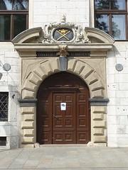 Krakov, portály (24) (ladabar) Tags: portal kraków cracow cracovia krakau krakov portál
