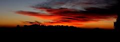 panoramica al tramonto (luporosso) Tags: sunset italy naturaleza nature landscape landscapes nikon italia tramonto natura panoramica paesaggi paesaggio lazio naturalmente nikond300s