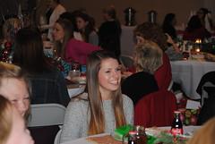 Christmas Luncheon, Antioch Baptist, Conway, AR
