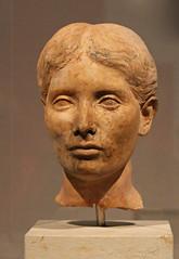 Head of a Girl (f_snarfel) Tags: museumsinsel altesmuseumberlin mädchenkopf antikensammlungberlin staatlichemuseenberlin
