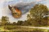 Sabbotage (charissa1066) Tags: steampunk explosion zeppelin fire