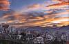 San Francisco de Quito Atardecer. (Mr. CHILI) Tags: outdoor landscape ecuador quito city sunrise panoramic panorama atardecer