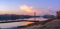 _DSC0278-Pano (johnjmurphyiii) Tags: 06416 autumn clouds connecticut connecticutriver cromwell dawn originalnef riverroad sky sunrise tamron18270 usa johnjmurphyiii