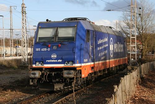 Raildox 185 409-0