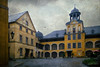 time cannot be spent (silviaON) Tags: building castle harz germany textured kerstinfrankart flypaper