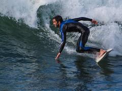 HB Surfer (Jose Matutina) Tags: california dude guy huntingtonbeach male man ocean olympus orangecounty pacific sea sport sports surfer unitedstates water