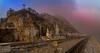 JM_Budapest_01_01_17_392 (HarrySchue) Tags: budapest europe hungary gellerthill fog cavechurch castle nikon d800e