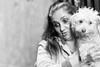 Angela dei cani (pinomangione) Tags: pinomangione street perstrada sangiorgiomorgeto calabria italiy cani persone biancoenero monocromo ritratti