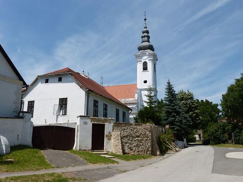 Zengővárkony, Református templom